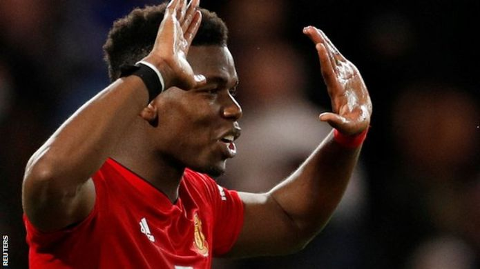 Real Madrid Manager Zidane said he likes Manchester United midfielder Paul Pogba 'A lot'