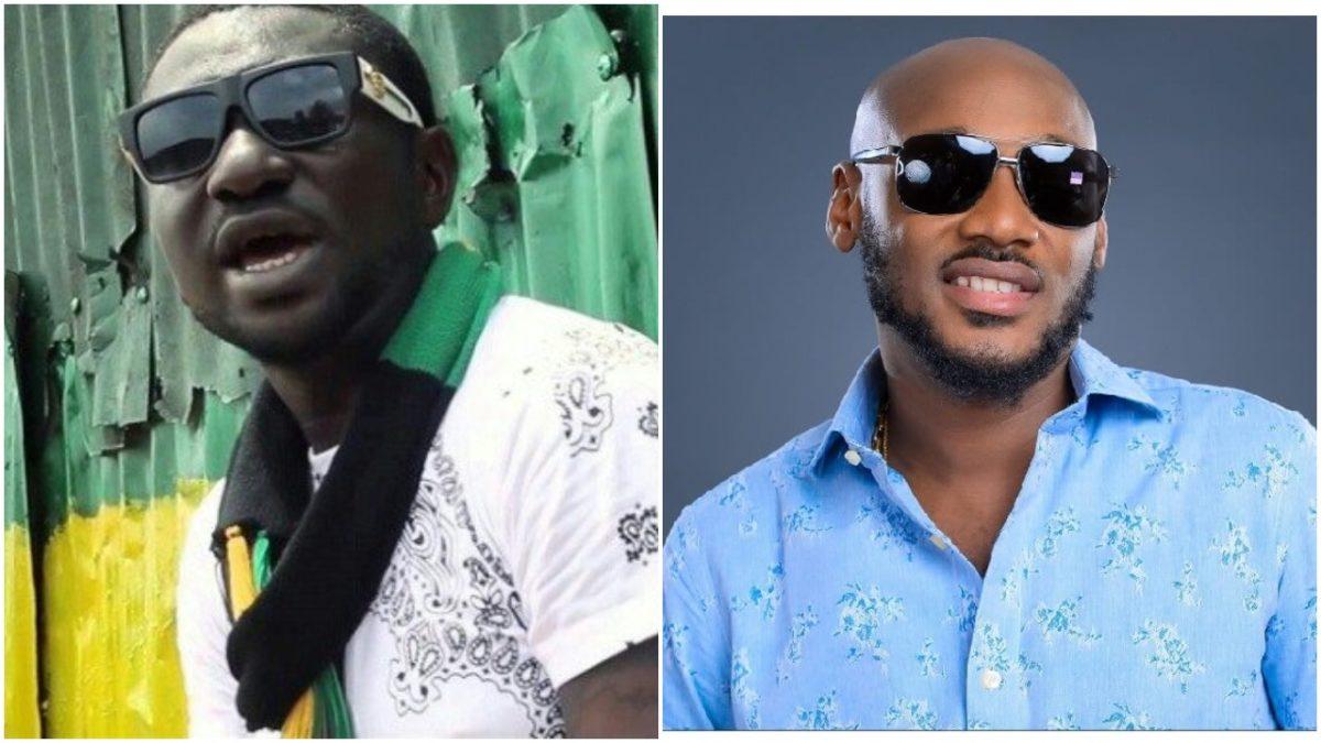Nigerian Singer Blackface blocks 2face on Instagram