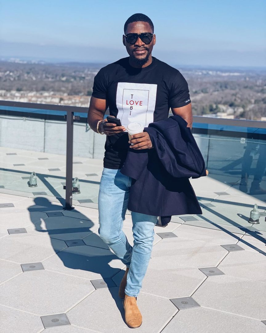 Being on Kunle Afolayan's movie is a big deal for me - Tobi Bakare