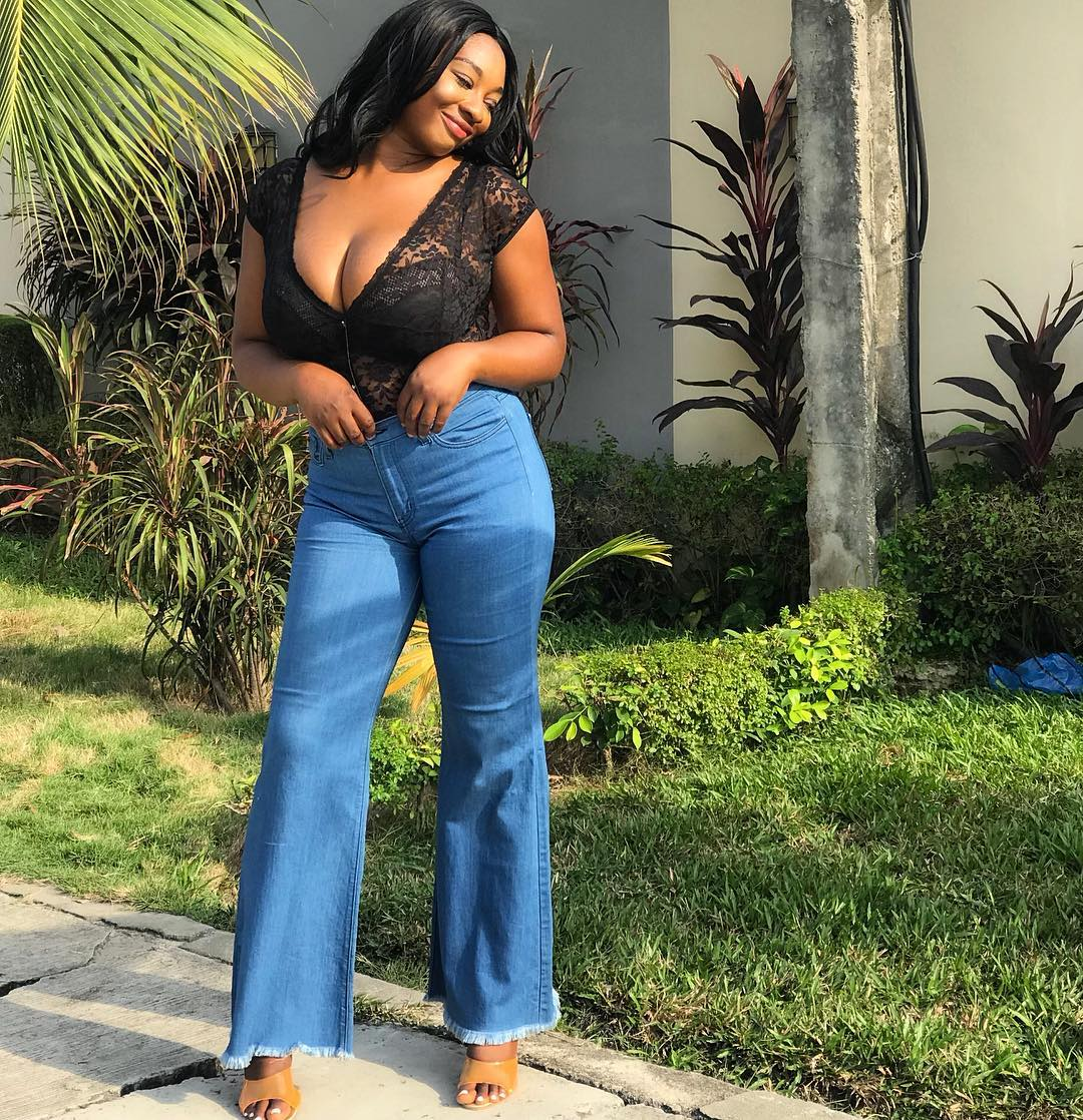 """""""My Boobs Are My Selling Point, They Cannot Be Hidden"""" – Actress Josephine Nwaghanata"""