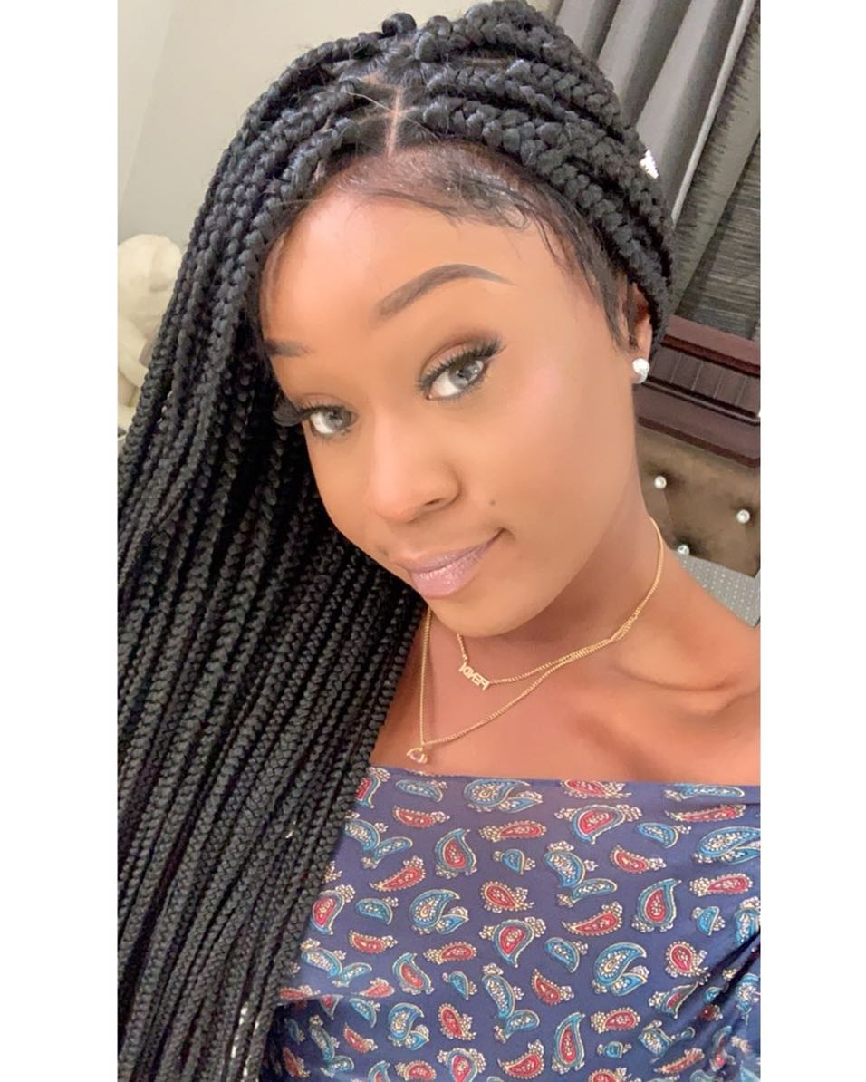 I don't give a fu**k about these people - Efia Odo fires back at Akuapem Poloo