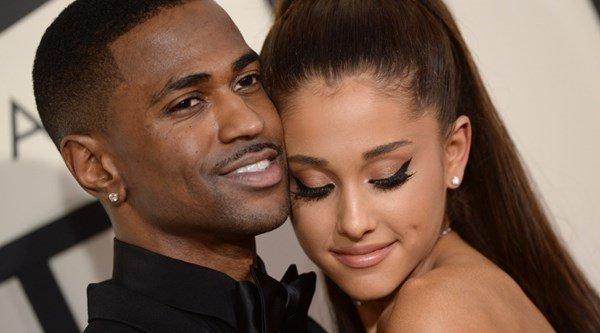 Ariana Grande And Ex-boyfriend U.S Rapper Big Sean Reunite