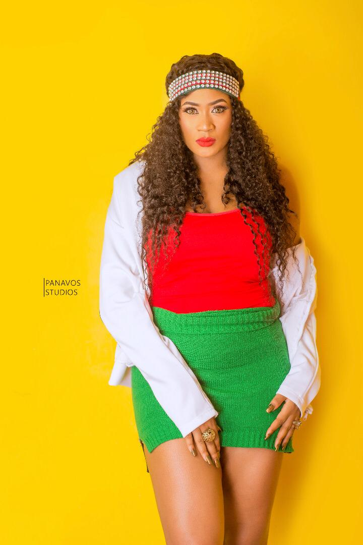 Only Money Can Make Me Romantic - Actress Sonia Nwankwo