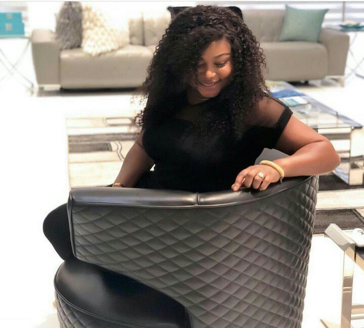 Ruth Kadiri Is officially Married, Flaunts Ring and Change of Name