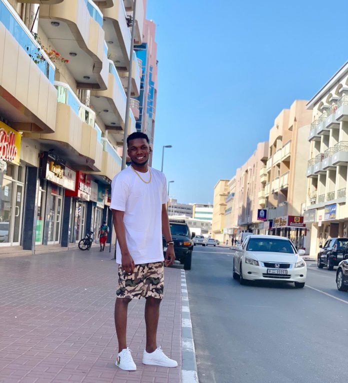 This Time Last Year I Had No Passport , Now Dubai Be Like Backyard - Singer Victor AD
