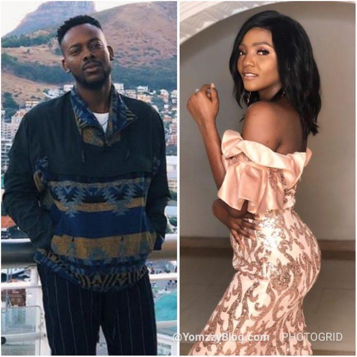 Adekunle Gold & Simi Reacts After Fan Said Adekunle Gold Is Nigeria's Bruno Mars