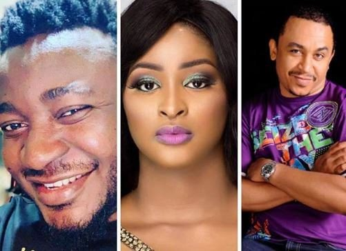 Etinosa Is A Good Person, Instead Of Blaming Her, I'd Rather Blame Myself' -Daddy Freeze