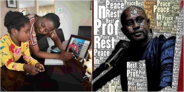 Professor Pius Adesanmi's Widow Breaks Silence after Husband Demise