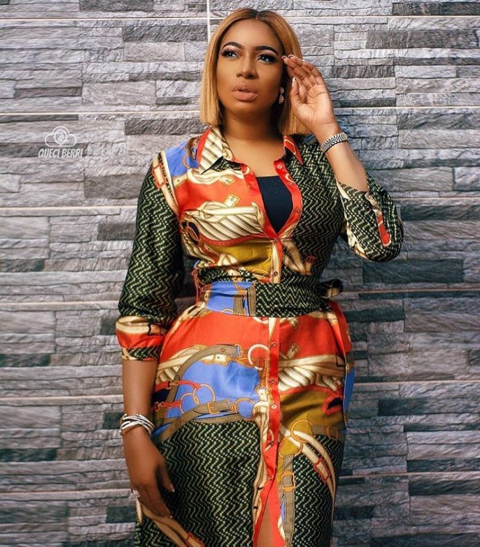 Actress, Chika Ike Wows In New Photoshoot