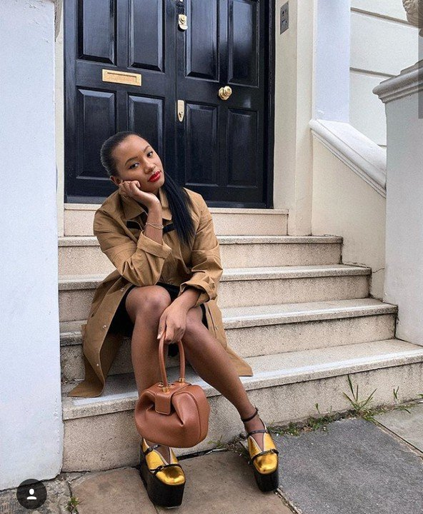 Femi Otedola's Daughter, Temi Otedola Celebrates Her 23rd Birthday With Beautiful Photos