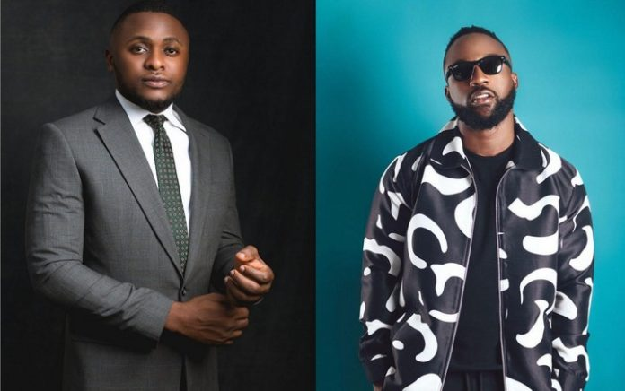 'I Have Photos Of All The Married Women Iyanya Has Slept With' – Ubi Franklin reveals
