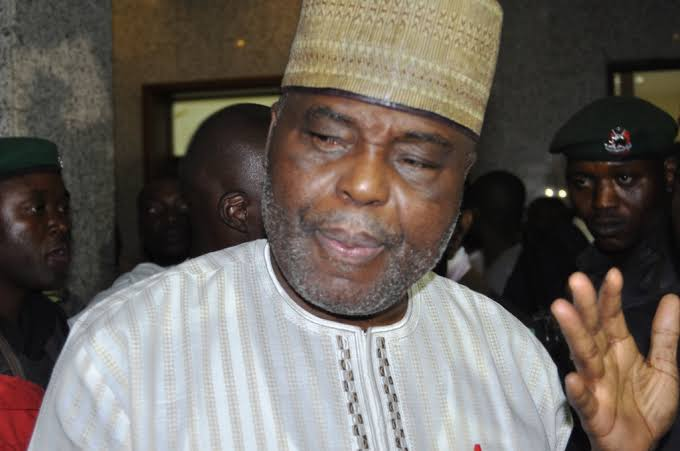 BREAKING: AIT CEO, Dokpesi Arrested at the Abuja Airport