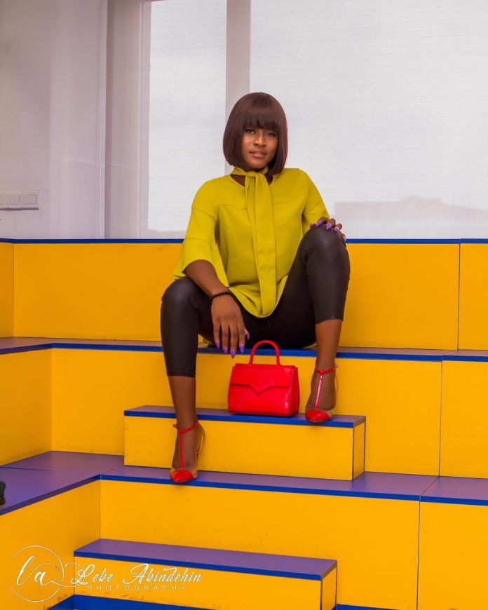 Alex Asogwa Stepped Out Looking Flawless In Beautiful New Photos
