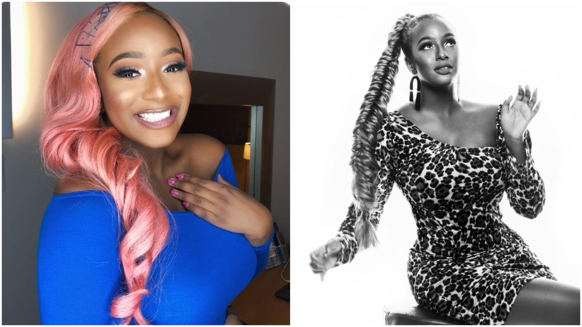 DJ Cuppy Reacts To Fans Asking Her To Join #Fvckyouchallenge