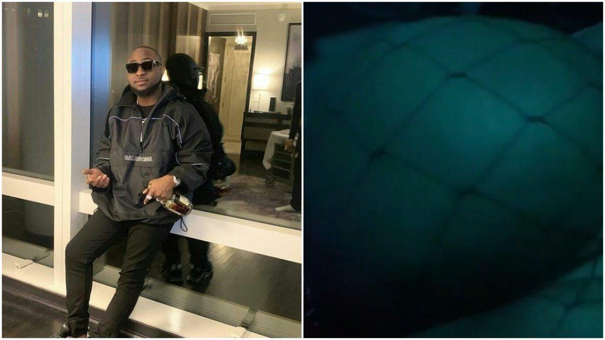 Davido Hits A Strip Club In Miami , Lavish Over N10million