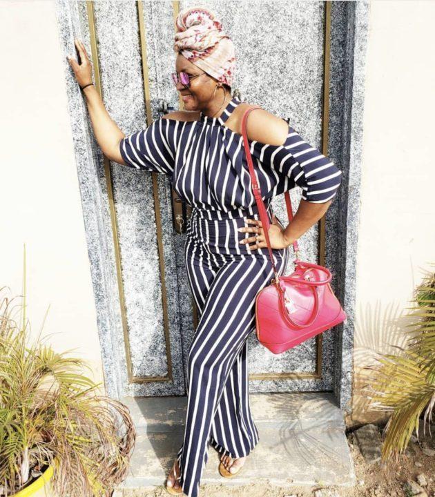 Omotola Jalade Ekeinde restores her confidence in style