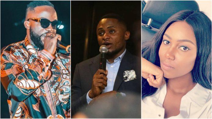 Triple MG Boss, Ubi Franklin Implies That Iyanya Assaulted Actress Yvonne Nelson