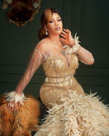 Fashion Entrepreneur, Toyin Lawani Glitters In Gold As She Celebrates 37th Birthday Today (Photos)
