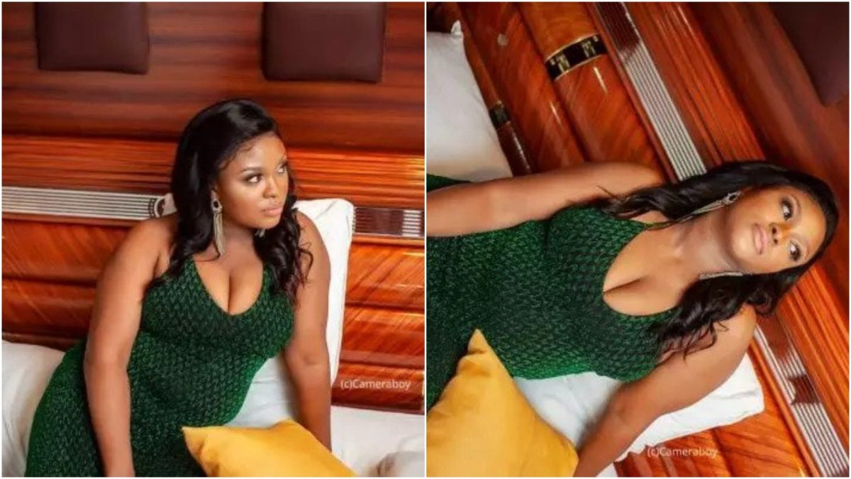 Nollywood Actress, Sapphire Ogbodo celebrates birthday with Sultry new photos