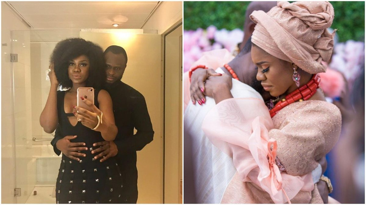 """Ghanaian singer, Becca gets emotional with her Husband, says """"I Love You With My Entire Being"""""""
