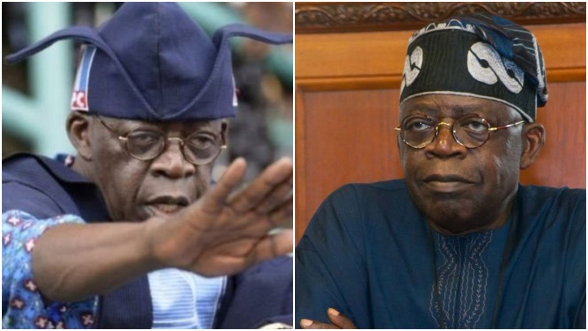 Support Lawan And Gbajabiamila Or Leave APC -National leader of APC, Bola Tinubu