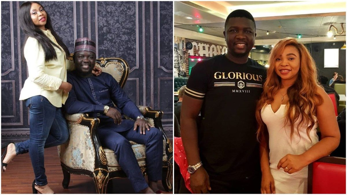 Seyi Law and his wife Stacy celebrate 8th wedding anniversary
