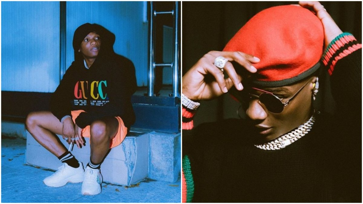 Between Wizkid And A Fan Who Wants To Give Him A Blow Job In Toronto