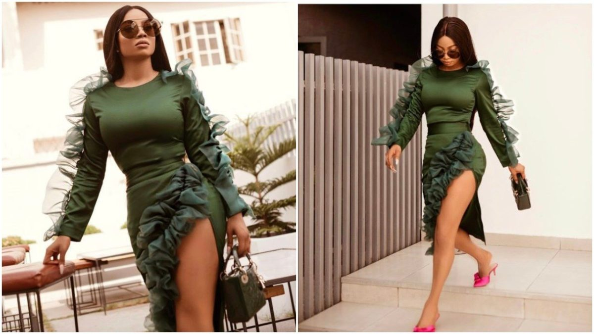 Toke Makinwa Blast Men Who Cheat, Yet Don't Want To Be Cheated On