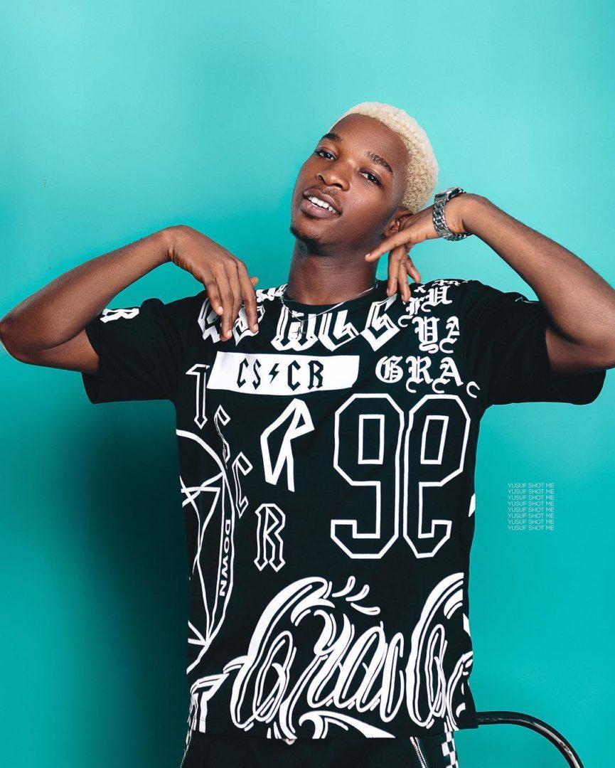 Wizkid excites me musically– Singer Magixx