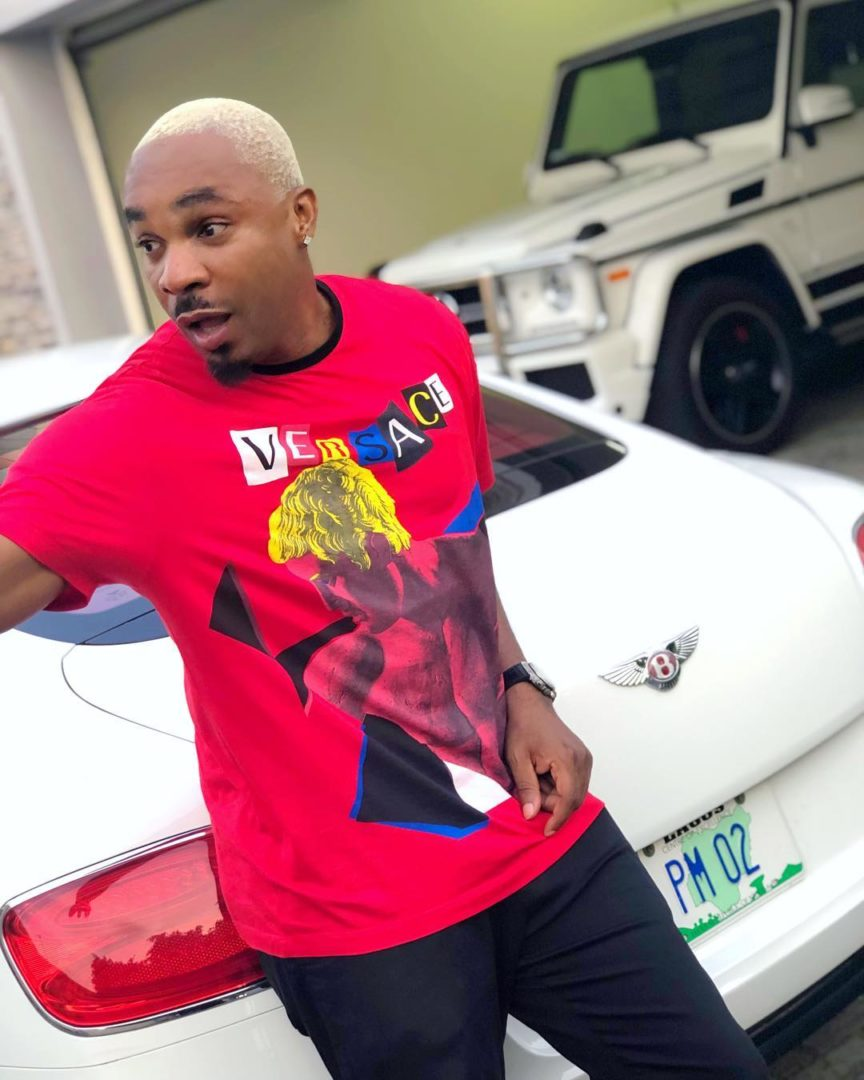 Nigerian music video director , Clarence Peters reacts over allegation of sleeping with video vixens by Pretty Mike