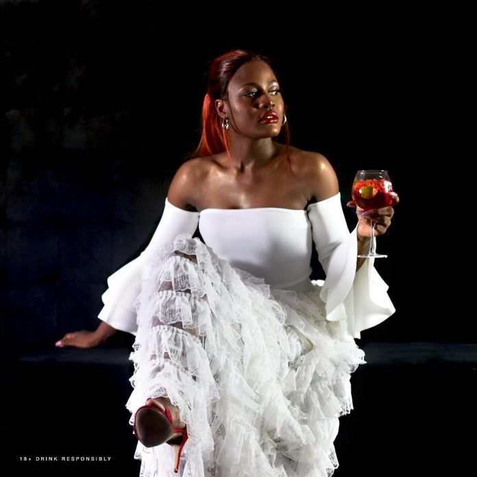 Alex shuts down Non-fan Who Said She Is Trying To Emulate Cee-C, tells her to Drink Campari