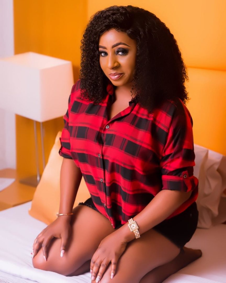 Actress Mide Martins Celebrates Her Birthday With Cute Photos