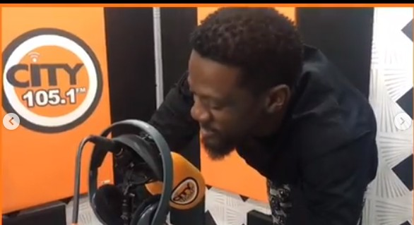 "Kizz Daniel Sang ""Fvck You"" For Singer Chidinma - City FM OAP Benny Ark"