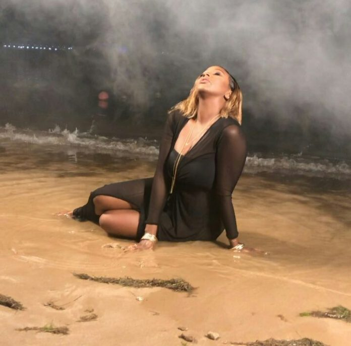 Inside Dirty Water! DJ Cuppy Set To Release New Music + Video in Dubai