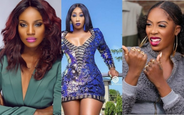 Singer Seyi Shay Joins Victoria Kimani To Shade Tiwa Savage And Her Fans