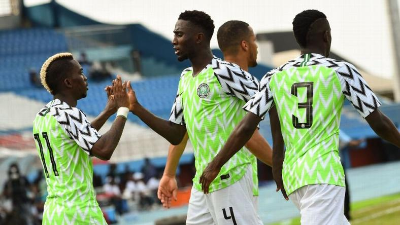Super Eagles Of Nigeria Move Up to 42nd position In New FIFA Ranking