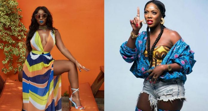 I apologize for slut shaming Tiwa Savage - Singer Victoria Kimani