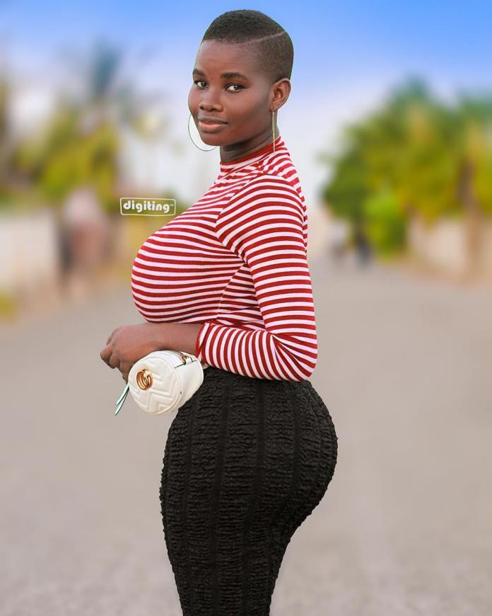 I Haven't Had S*x In 2 Months – Big Breasted Model Pamela Odame Reveals