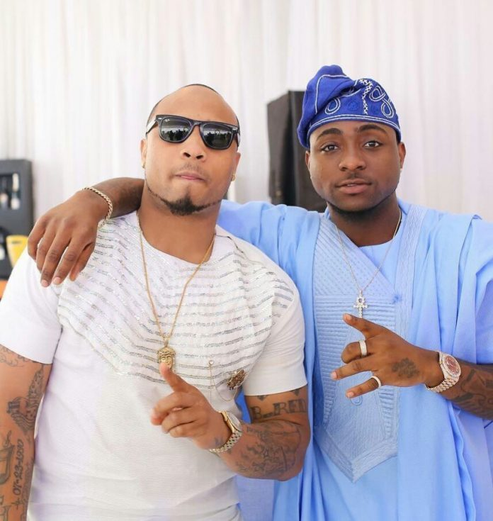 Davido stopped me from quitting - B-red reveals
