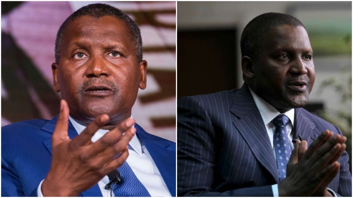 Shots Fired ! Dangote blames governors for high rate of poverty in Northern Nigeria