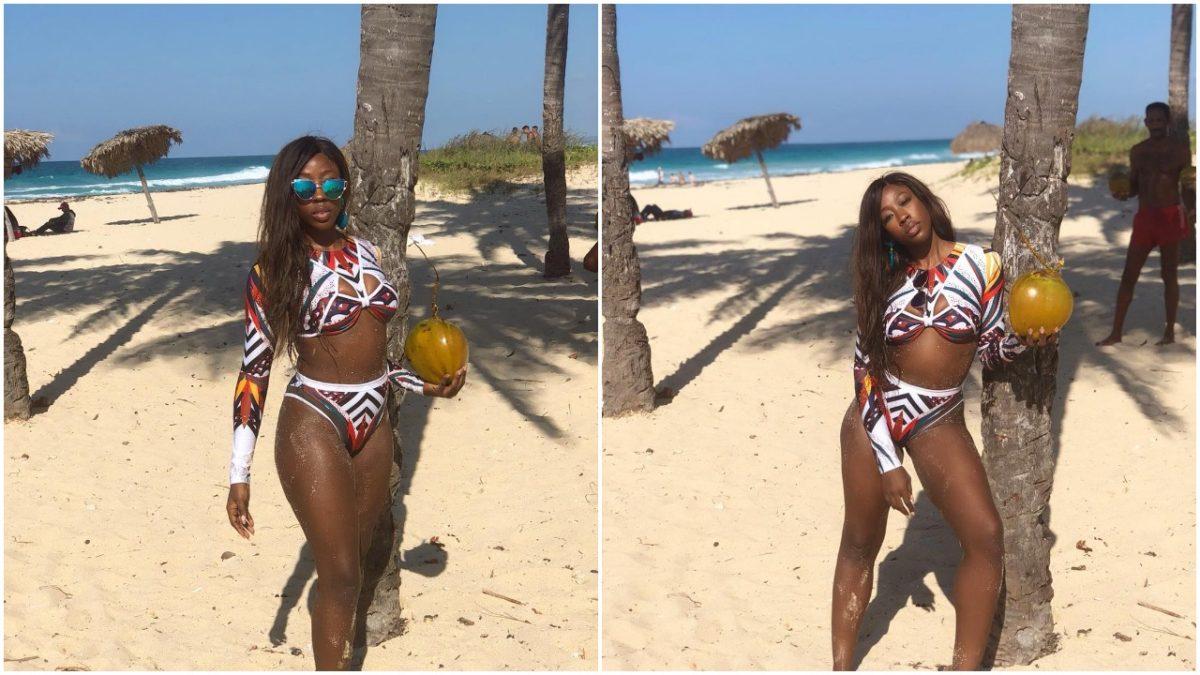Beverly Naya Slays in Hot Bikini Photos As She Celebrate Her Birthday Today