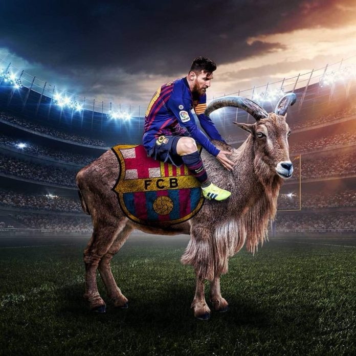 How Lionel Messi made history with Barcelona in 10th league titles