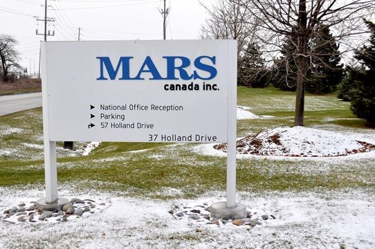 Jobs in Canada for foreigners: Industrial Electrician/ Maintenance Associate at Mars