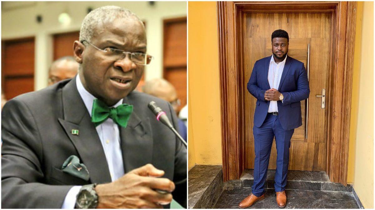 Fashola was set up to fail as Minister – Davido's brother Adewale Adeleke Reveals