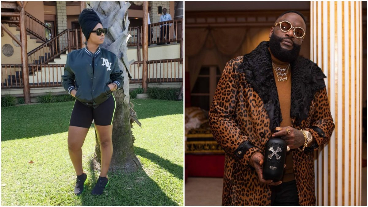 Yemi Alade set to drop New Single With US Rapper Rick Ross