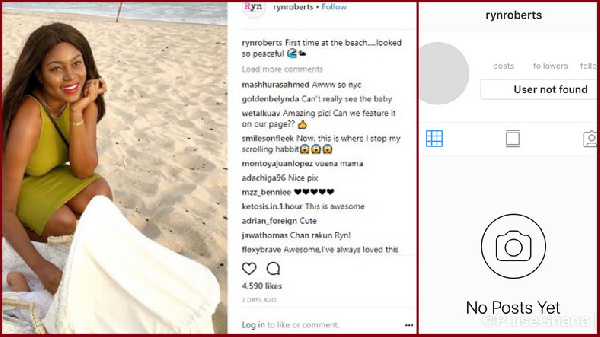 Yvonne Nelson deletes daughter's Instagram page after shade from Nigerian Twitter user unclesuru 1