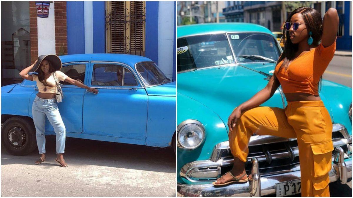 Actress Beverly Naya celebrated 30th Birthday in Cuba