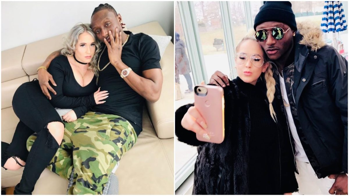 Singer Terry G shows off his white girlfriend in new Adorable Photos