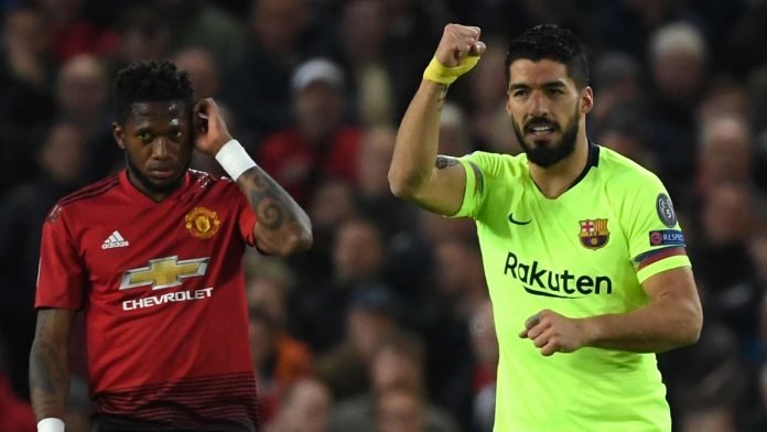 Advantage barca,as United Failed to Capitalize in a 1-0 loss