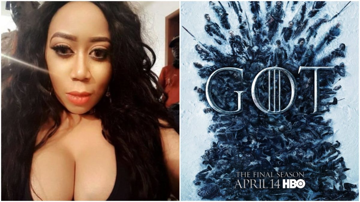 Game Of Thrones Not Worth The Hype - Actress Moyo Lawal